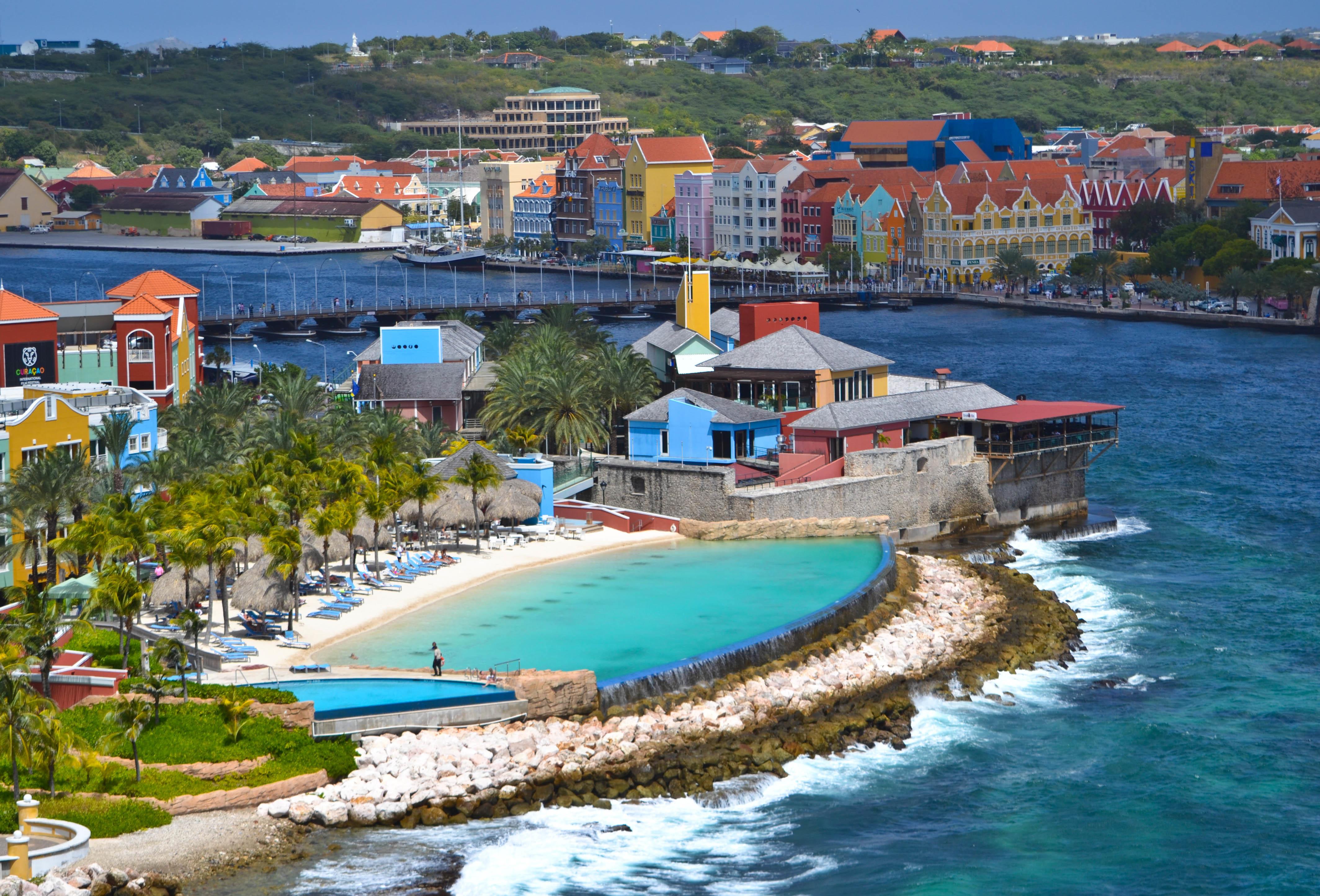 Do Canadá a Curaçao