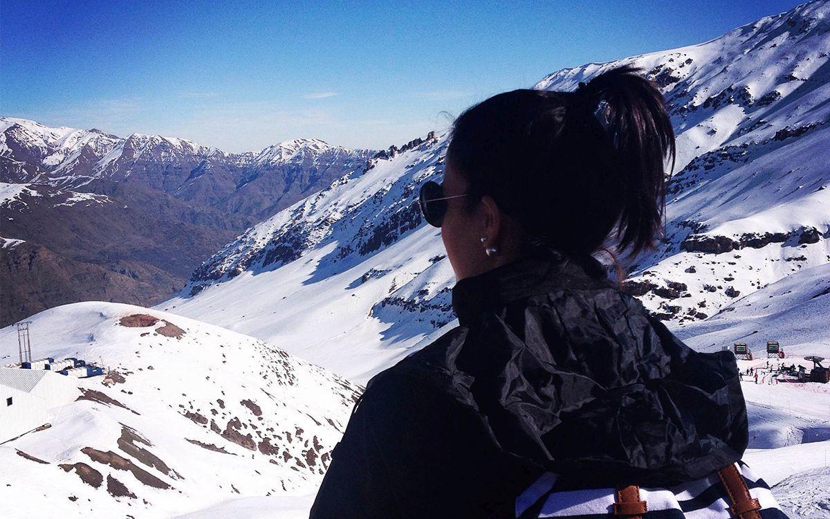 Um passeio inesquecível, sempre de olho na Cordilheira dos Andes.