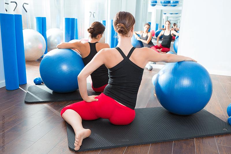 Pilates e seus benefícios no tratamento de lombalgias (dores lombares)