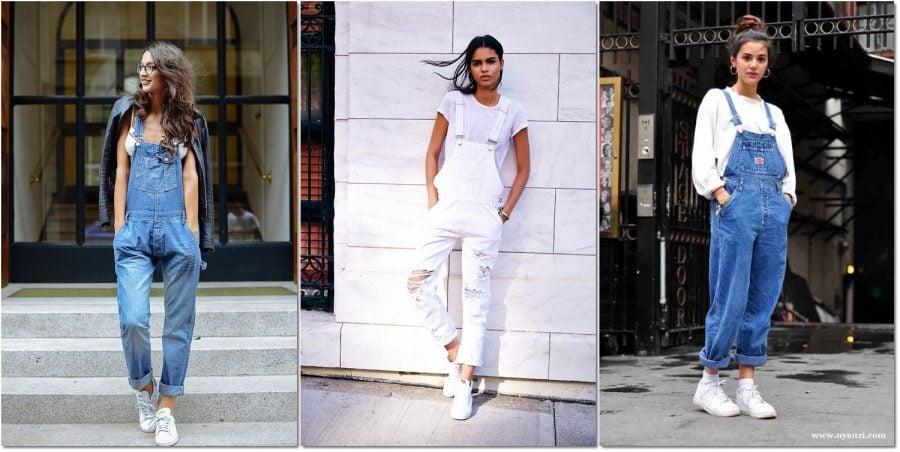 macacão jeans - 003