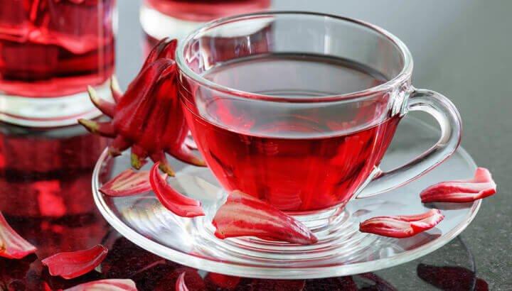 Chá de Hibisco – Saúde e Emagrecimento