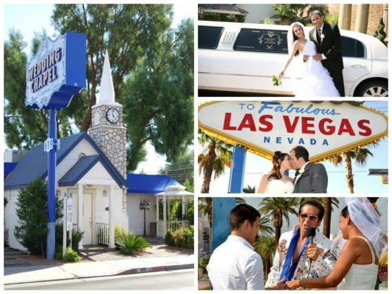 Casamento fora da Igreja - las vegas