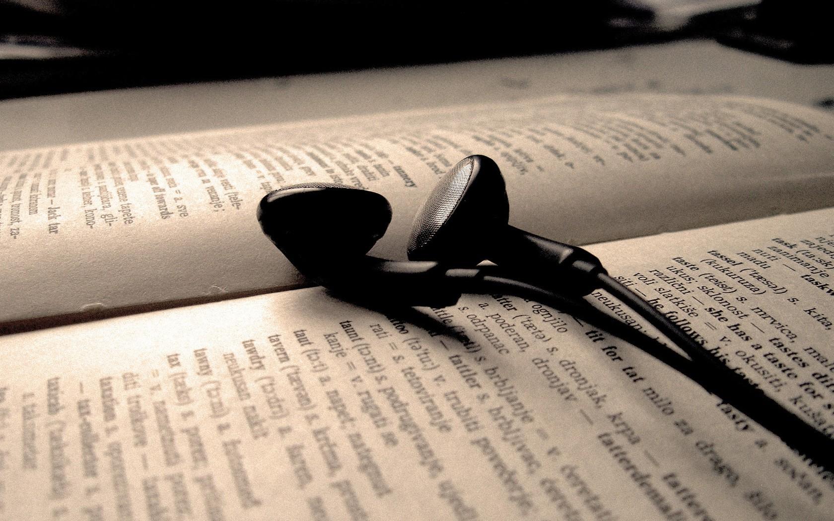 Livros para ler ouvindo…