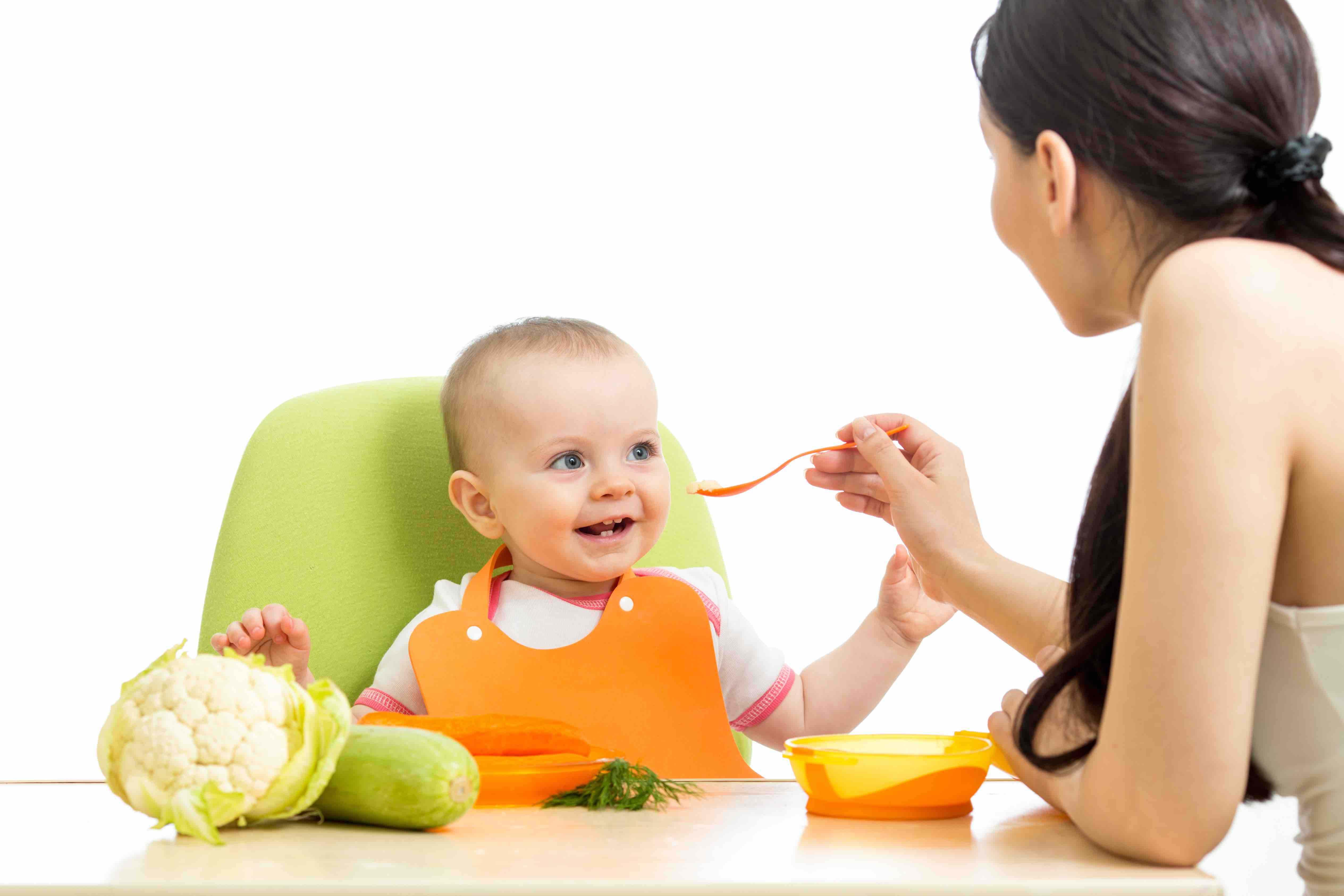 Vamos falar de Alimentação Complementar?