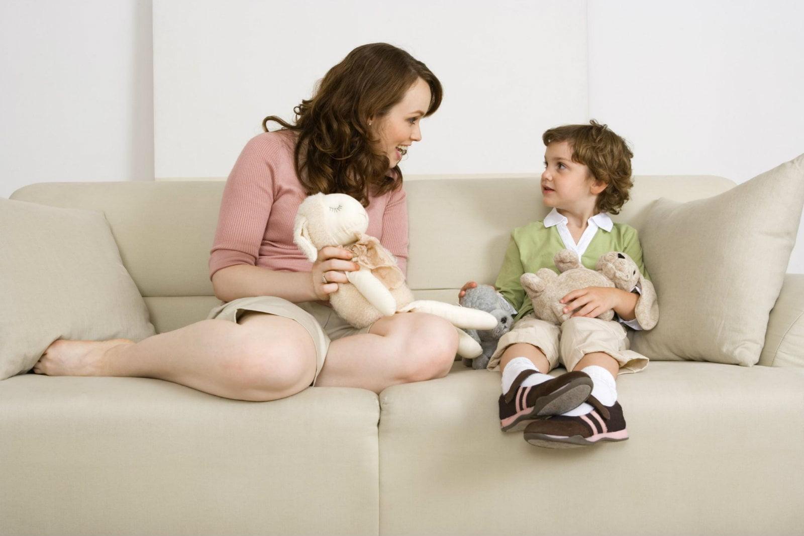 A importância de falar sobre SEXO com os filhos
