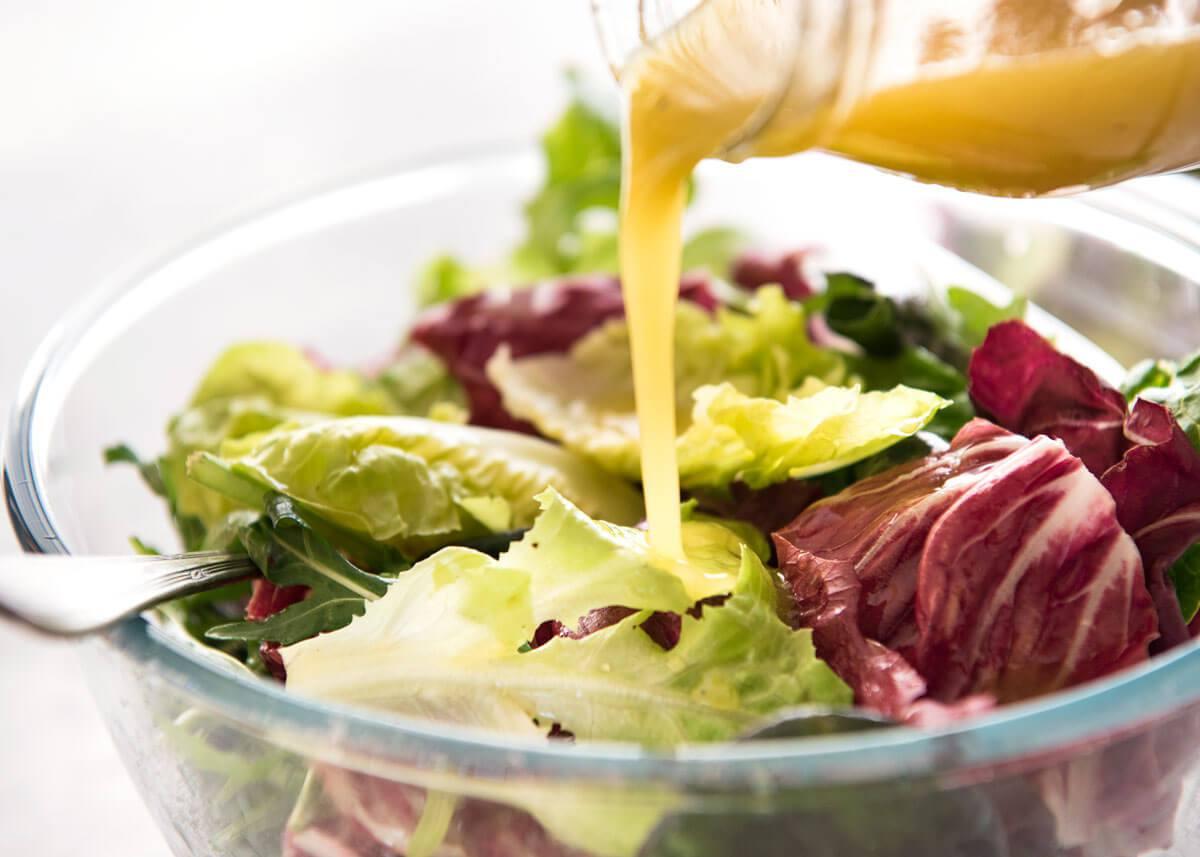 5 Deliciosos molhos para salada