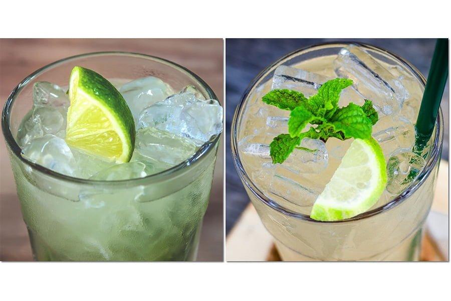 Drinks – Brasil x Costa Rica