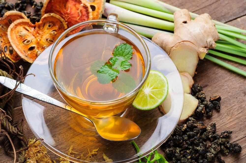 Chá e suas Propriedades Terapêuticas