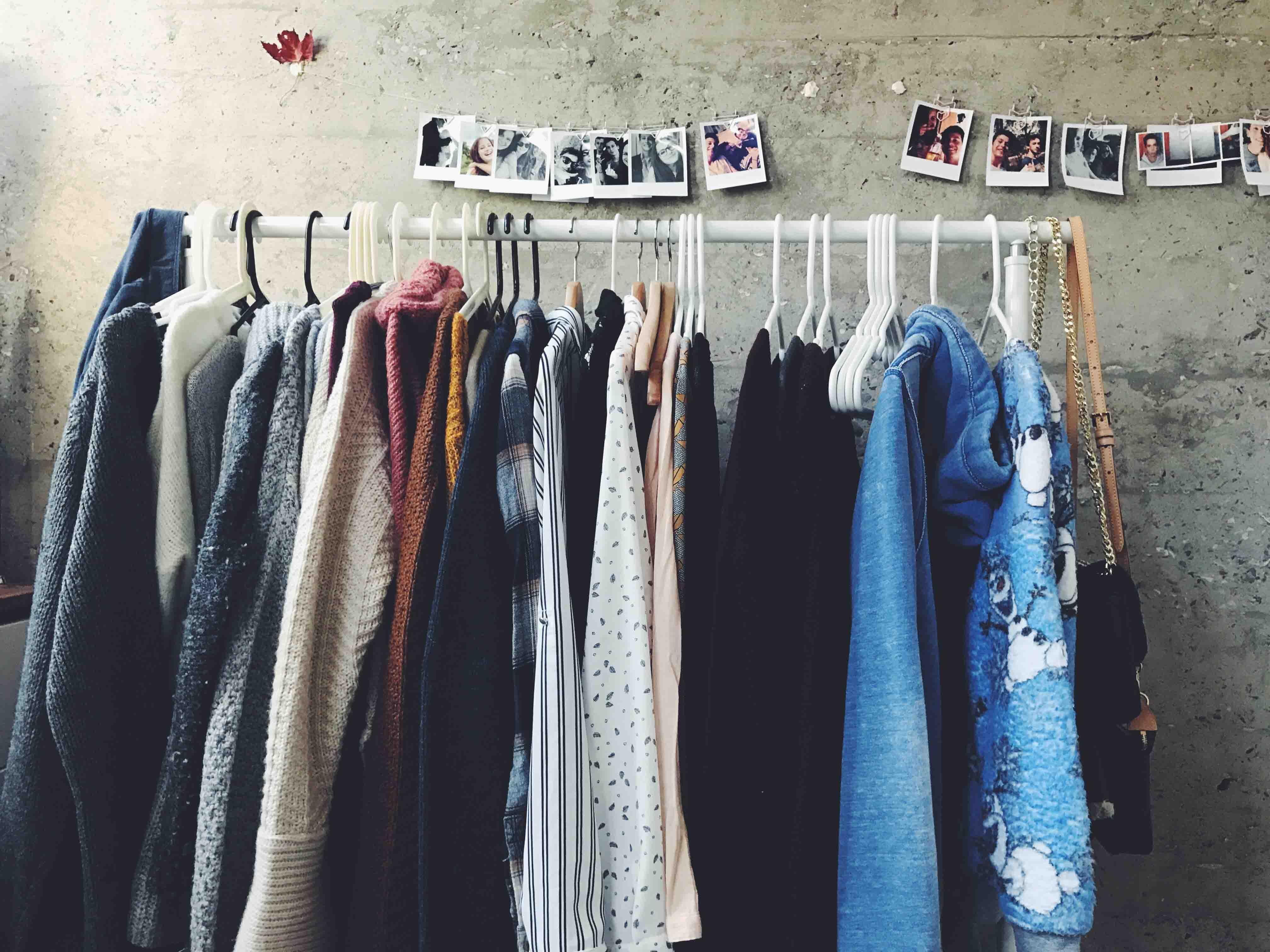 7 dicas para fazer um detox no guarda-roupas